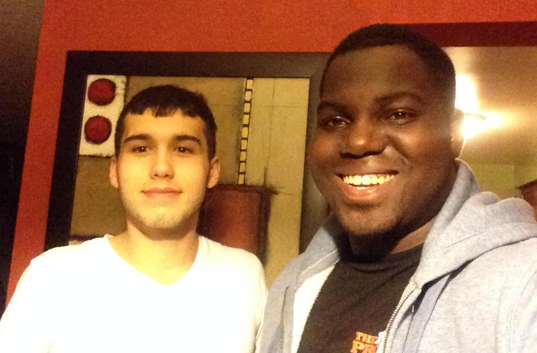 Peer Project Mentor Kadeem On Becoming The Change