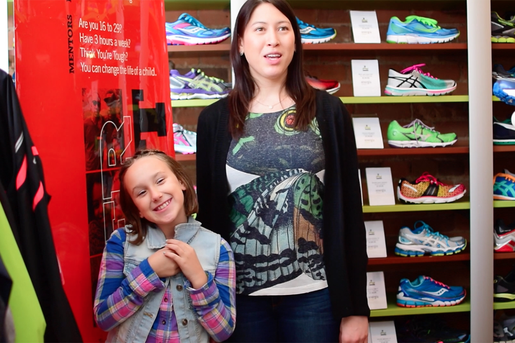 #SoAwesome: Nicole And Mya = The Perfect Mentoring Match