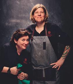 Ruby Watchco chefs