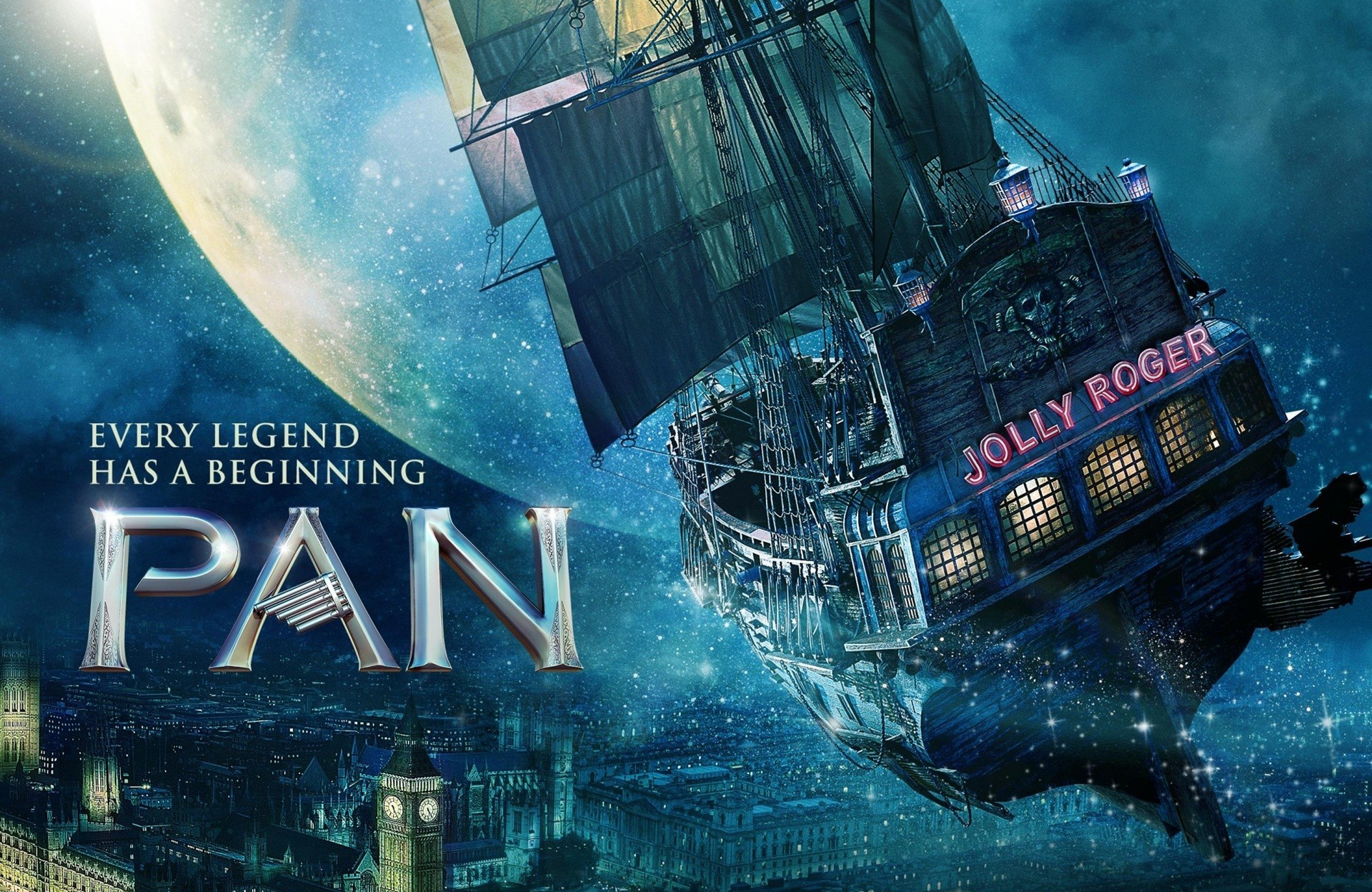 Oct. 26: Movie Screening - Pan