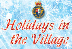 Dec 5: York Regional Police - Holidays in the Village