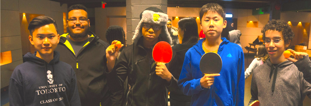 May 6: Table Tennis - ParticipACTION 150 & Youth Week