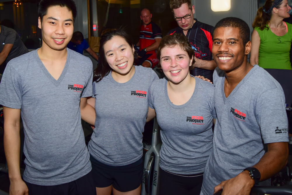 Spinning to Success: Nearly $30,000 Raised at the 2016 Spin-a-thon