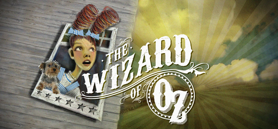 Apr 23: Live Theatre Production - The Wizard of Oz