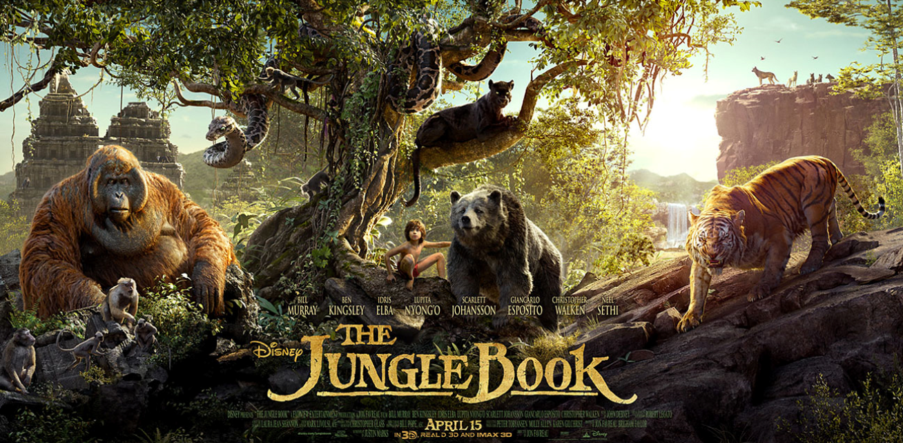 May 11: Movie Screening - The Jungle Book