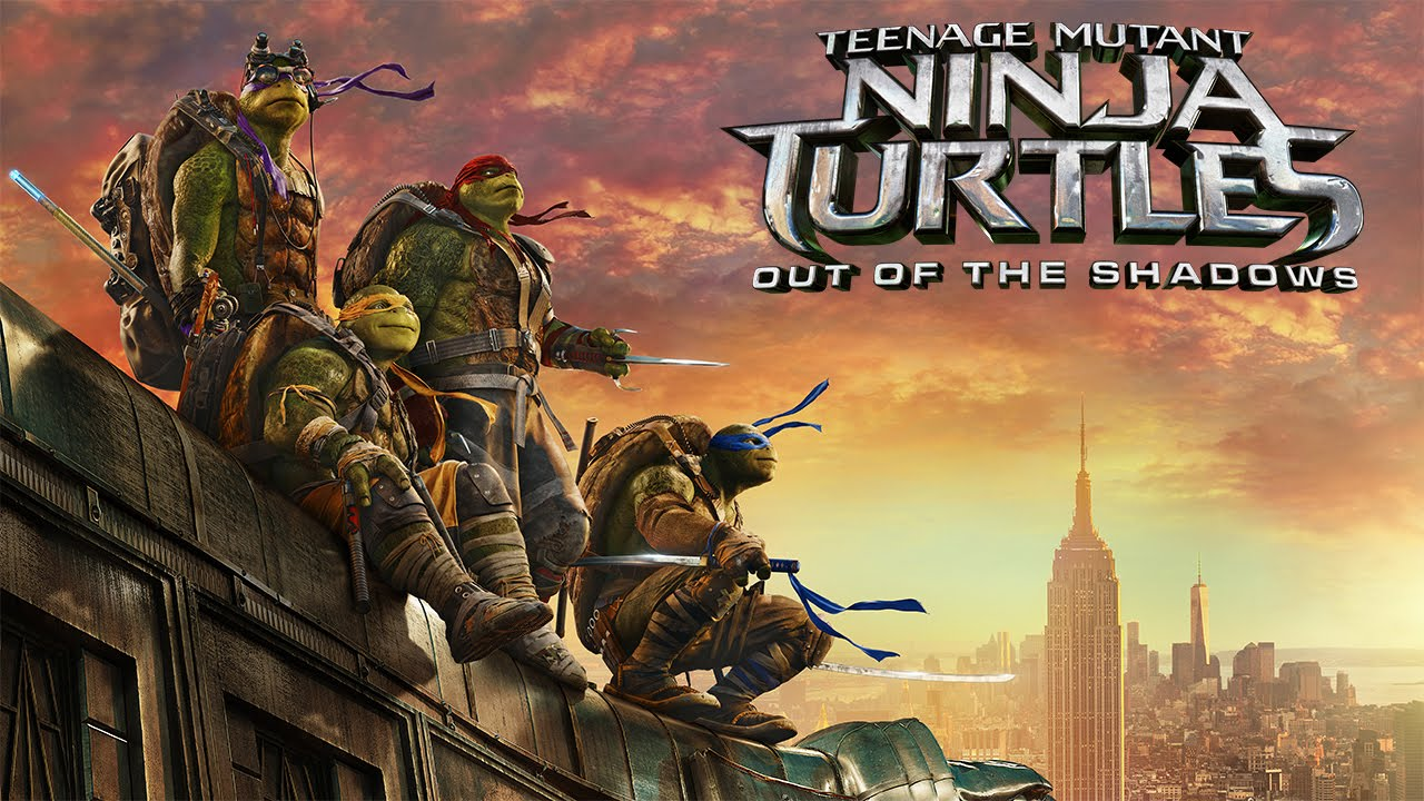 June 1: Movie Screening - Teenage Mutant Ninja Turtles - Out of the Shadows