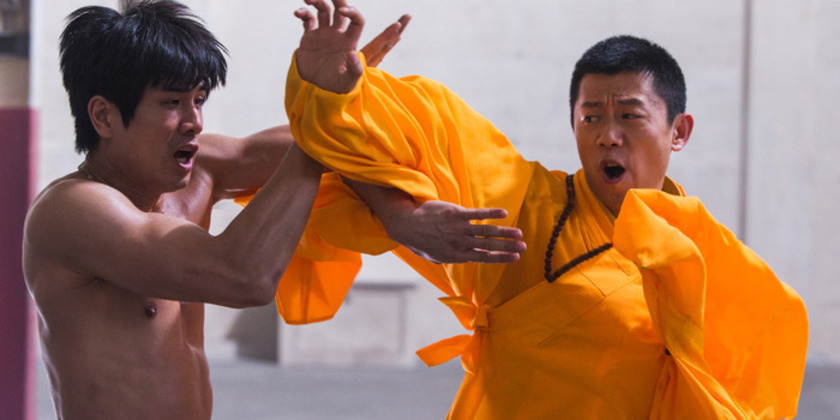Sept 15: TIFF - Birth of the Dragon