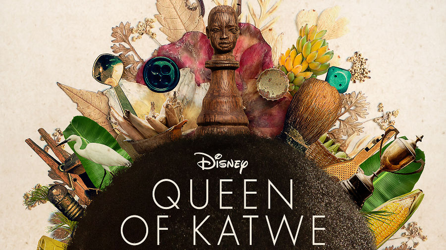 Apr 3: Movie Screening - Queen of Katwe with Q & A
