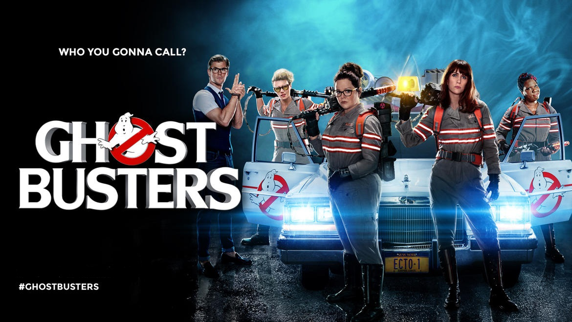 Oct 27: Movie Screening - Ghostbusters