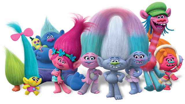 Oct 15: Movie Screening - Trolls