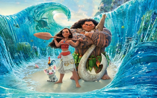Dec 1: Movie Screening - Moana