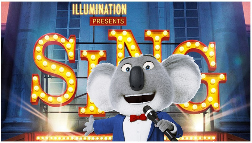 Nov 28: Movie Screening - Sing