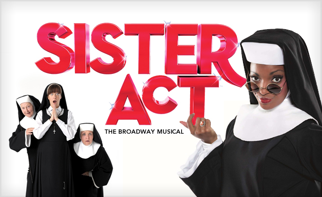 Dec 10: Sister Act - The Musical