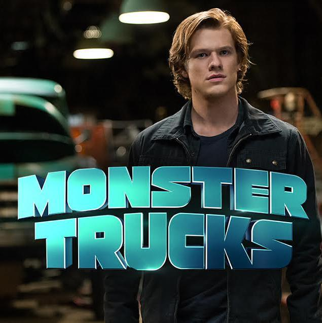 Jan 7: Movie Screening - Monster Trucks