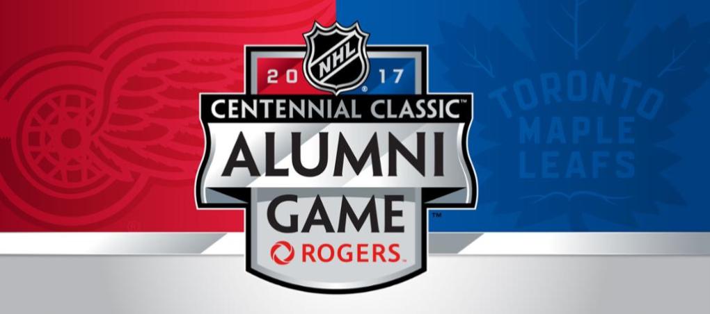 Dec 31: 2017 Rogers NHL Centennial Classic Alumni Game