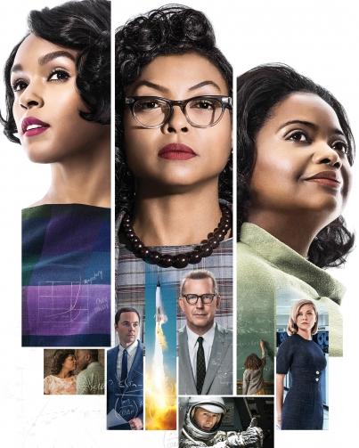Jan 4: Movie Screening - Hidden Figures