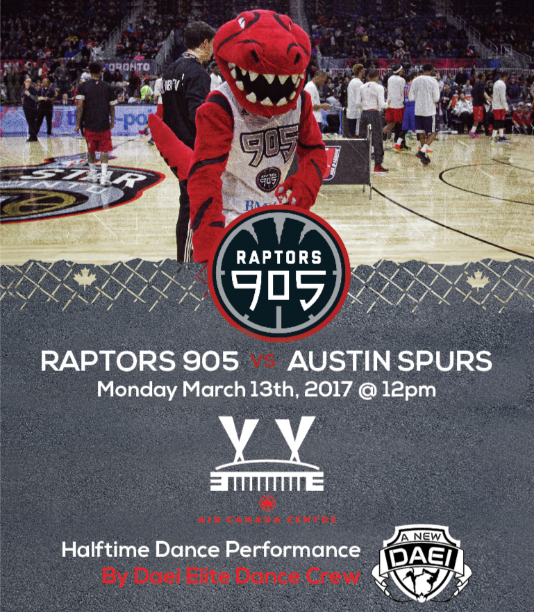 Mar 13: March Break - Austin Spurs vs. Raptors 905