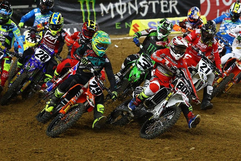 Mar 4: Monster Energy AMA Supercross