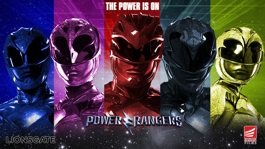 Mar 22: Movie Screening - Power Rangers