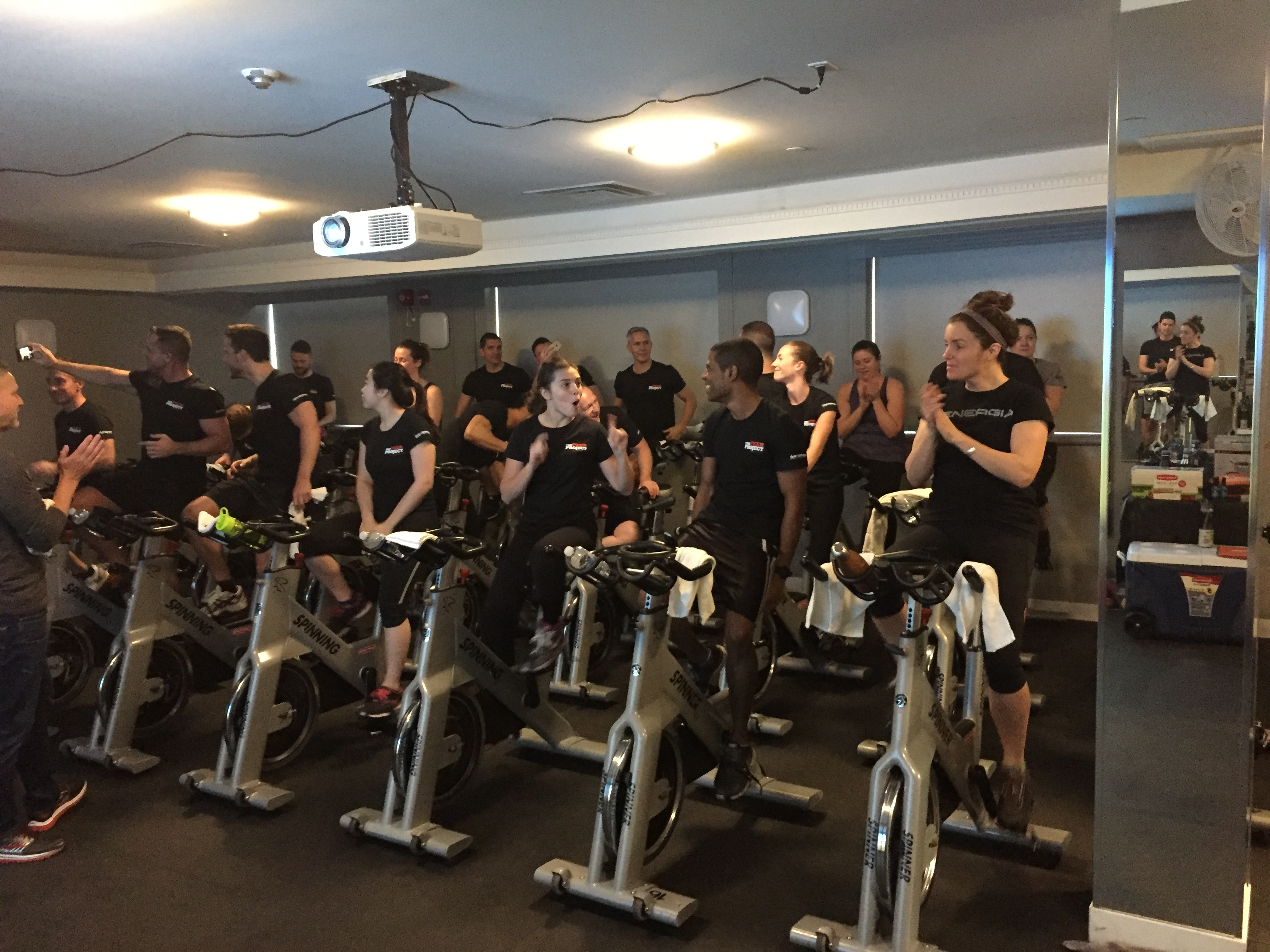2017 Spin-A-Thon a success thanks to our amazing supporters