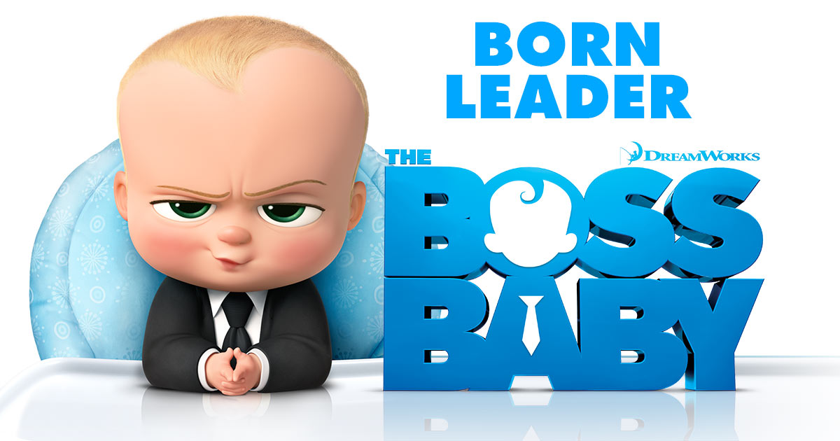 Mar 18: Movie Screening - The Boss Baby