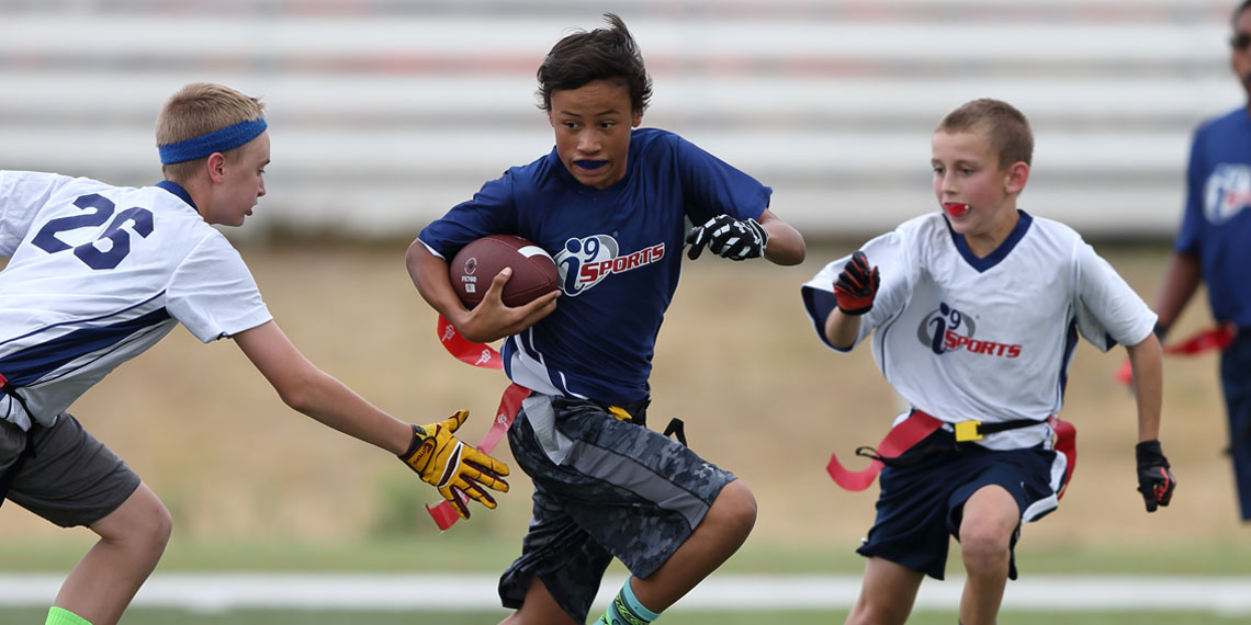 March Break - Mar 15: Flag Football Tournament