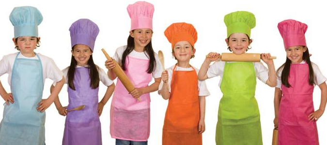 Apr 7: Kids in the Kitchen - Pizza & Easter Bunny Cake