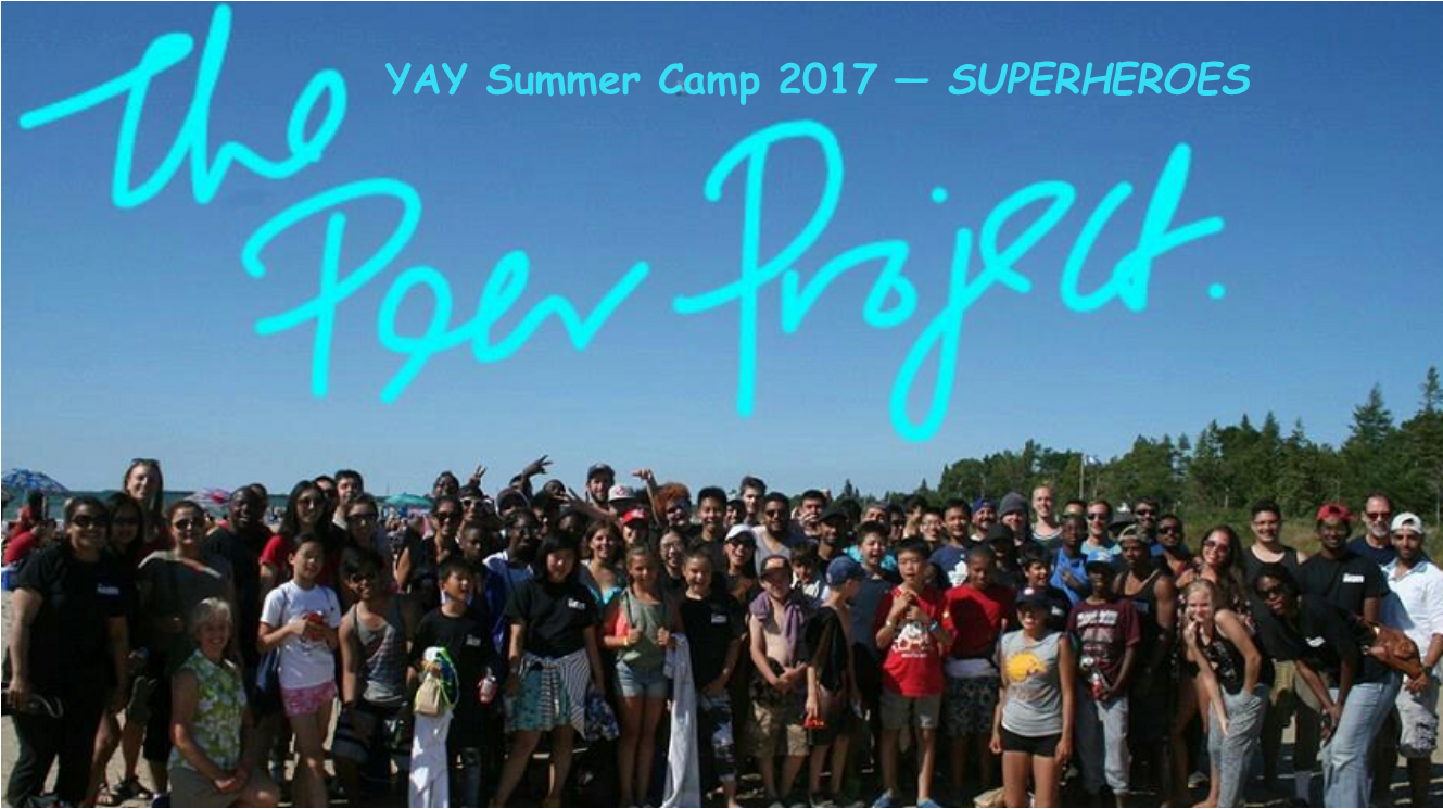 Aug 12 - 14: YAY Summer Camp 2017 - SUPERHEROES