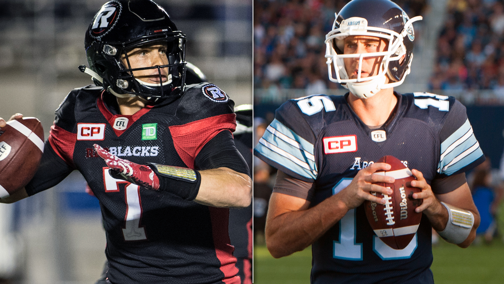 July 24: Ottawa Redblacks vs. Toronto Argonauts