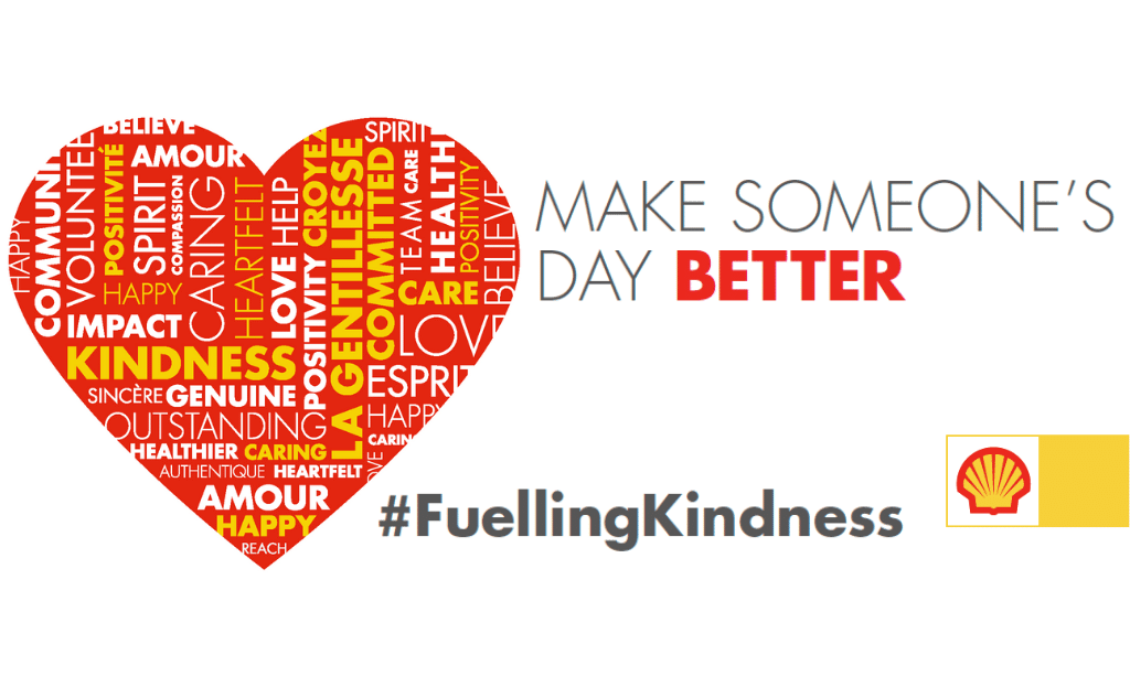 Shell-Fuel-Kindness