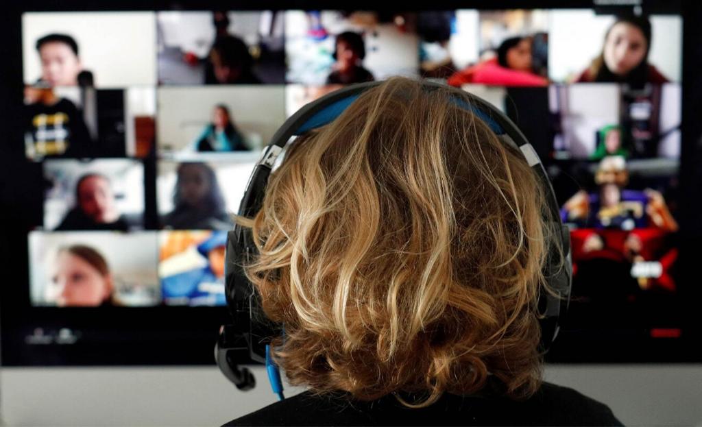Virtual Youth Mentoring Programs