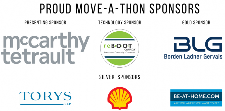 Youth Sponsors of 2020 Moveathon