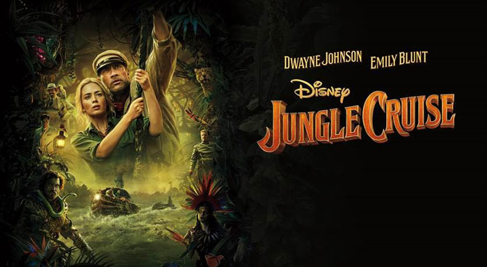 August 13: Jungle Cruise - Virtual Movie Night - Youth Assisting Youth