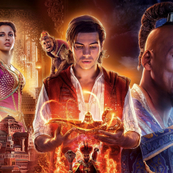 Oct 19: Aladdin – Movie Screening at Maple C.C.