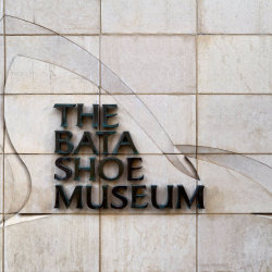 Nov 24: Visit to the Bata Shoe Museum – Exploration Day