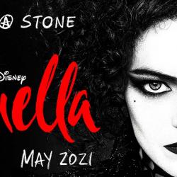 May 28: Cruella – Virtual Movie Night