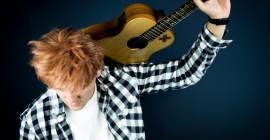 Jan 28: Daniel East – Tribute to Ed Sheeran