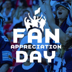 Oct 26: Toronto Argonauts vs. Ottawa Redblacks – Fan Appreciation Day