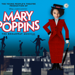 Nov 7: Mary Poppins – Live Theatre Production
