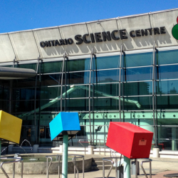Oct 5: Ontario Science Centre – Exploration Day