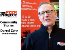 We All Need Someone To Look Up To: TPP Board Member Darrel Zehr