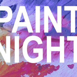 Aug 24: Virtual Paint Party