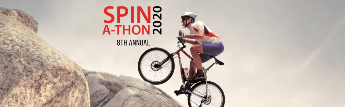 Support the 8th Annual Spin-A-Thon