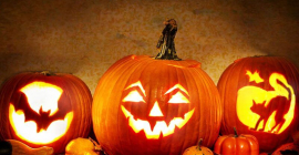 Oct 24: Pumpkin Carving and Games