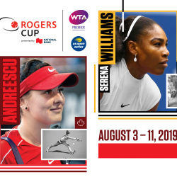Aug 6: Rogers Cup Tournament – 1st & 2nd Round