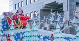 Dec 5: Santa Claus Parade