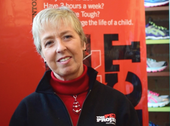 I Truly Believe In Mentoring: Sally Spencer, Peer Project CEO