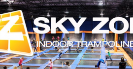 May 23: Trampoline Fun at Sky Zone Toronto
