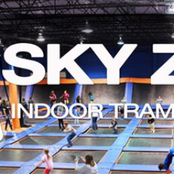 July 17: Trampoline Fun at Sky Zone Toronto