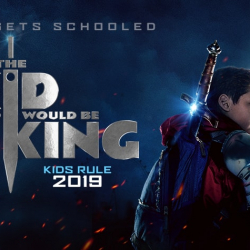 Jan 19: The Kid That Would be King – Movie Screening